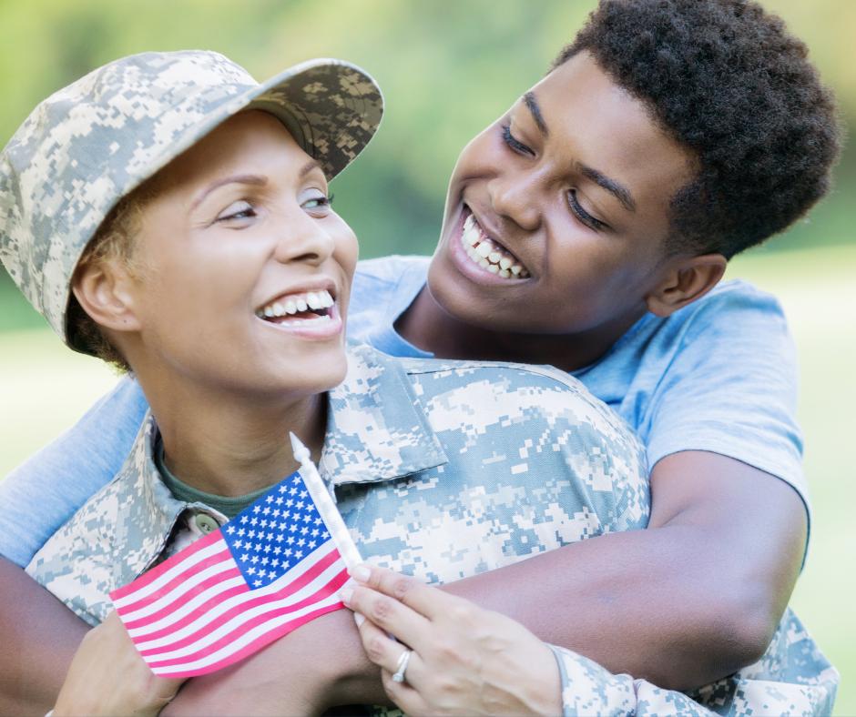 motherhood and the military