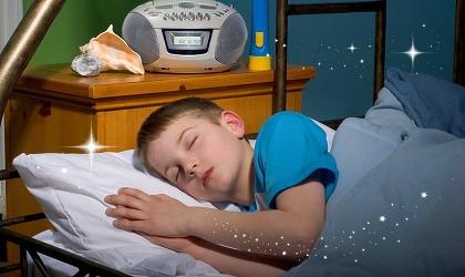 set sleep habits