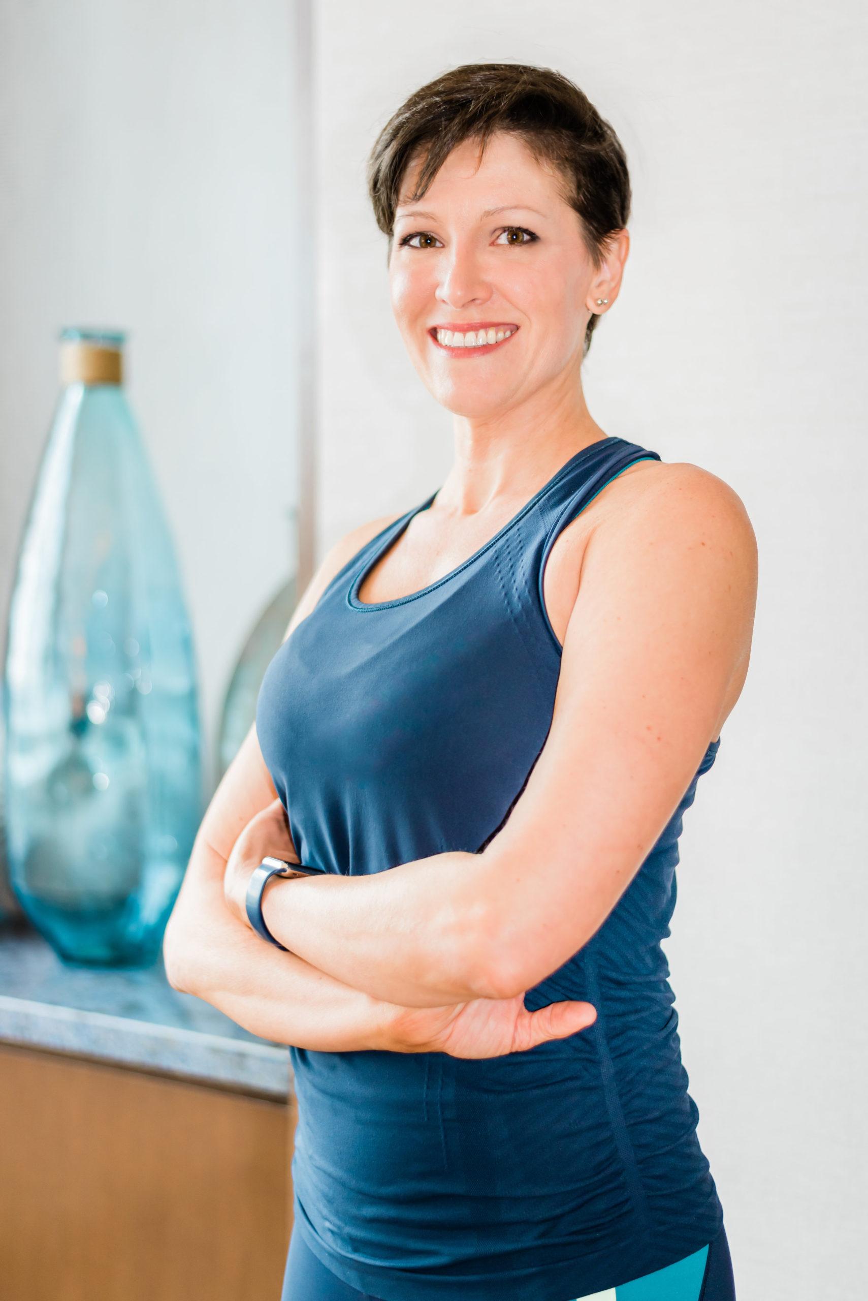 Marie Weaver, NASM Certified Personal Trainer