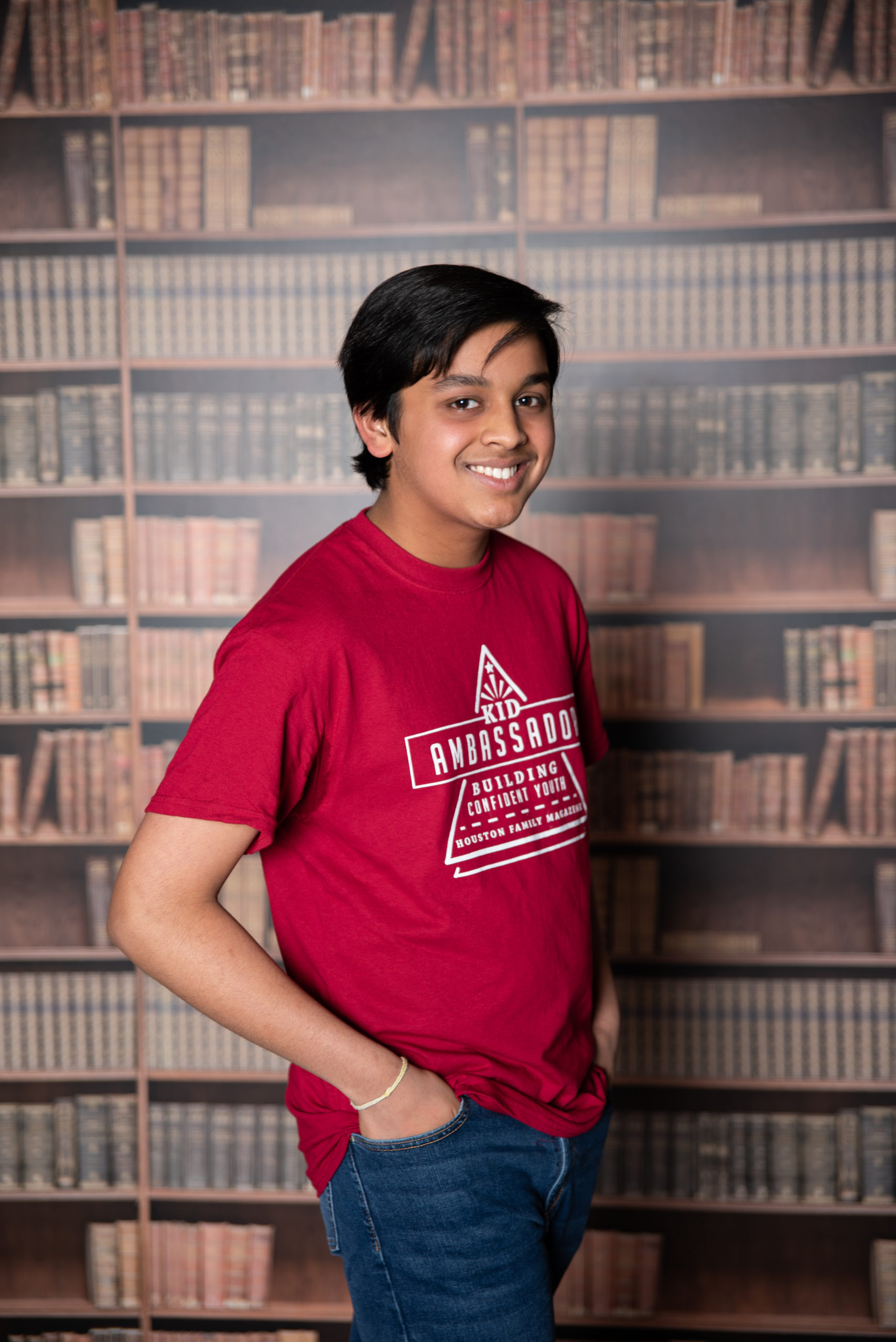Eshaan Mani, HFM Kid Ambassador