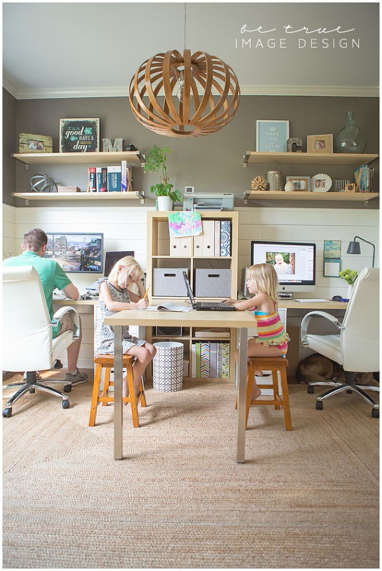 homeschool workstation