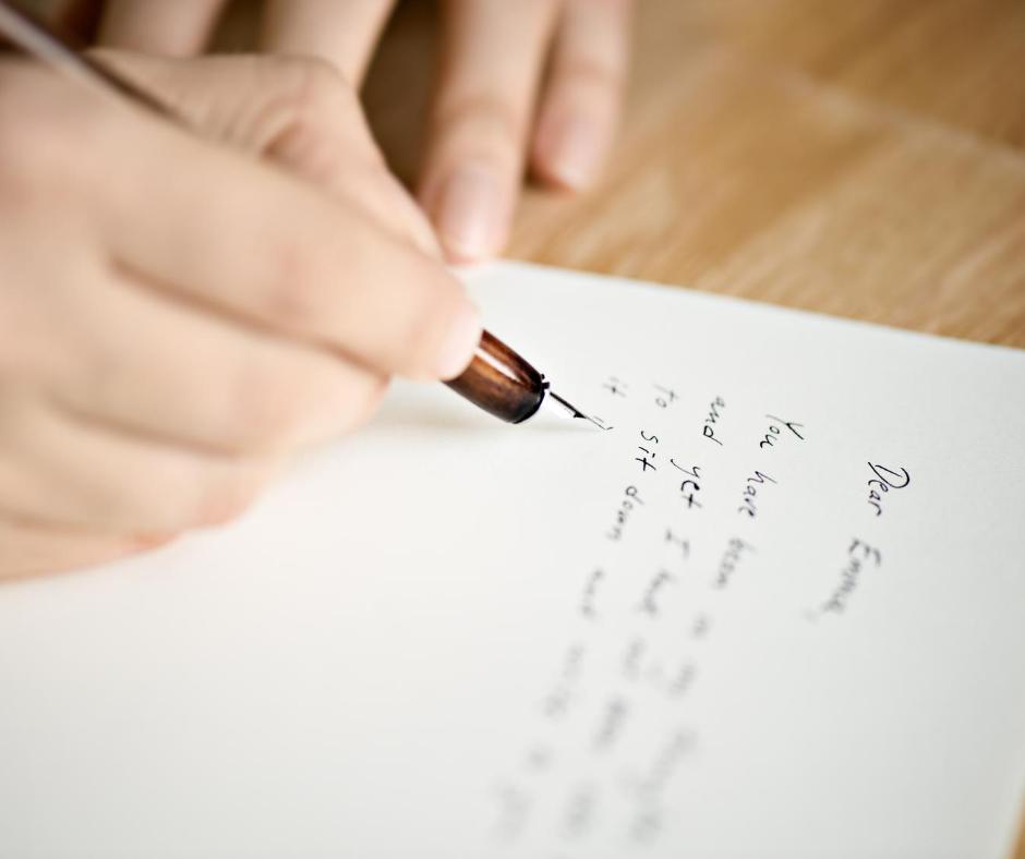 Open letter to her grandchildren
