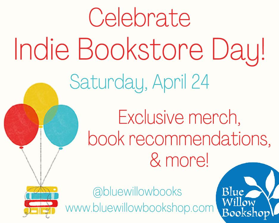 Blue Willow April